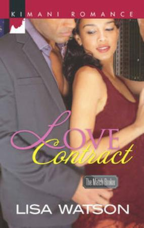 Love Contract (Mills & Boon Kimani) (The