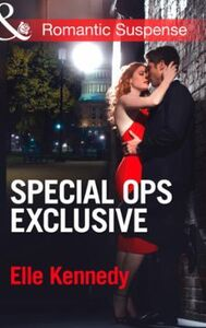 Special Ops Exclusive (Mills & Boon Roma