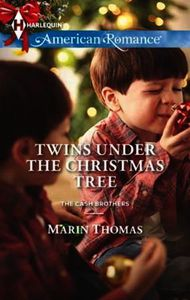 Twins Under the Christmas Tree (Mills &