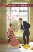 Lady of Quality (Mills & Boon Love Inspi