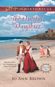 Dutiful Daughter (Mills & Boon Love Insp
