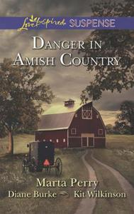 Danger in Amish Country (Mills & Boon Lo