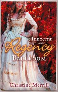 Innocent in the Regency Ballroom: Miss W