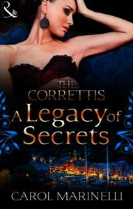 Legacy of Secrets (Mills & Boon M&B) (Si
