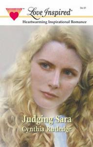 Judging Sara (Mills & Boon Love Inspired