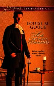 At the Captain's Command (Mills & Boon L