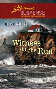 Witness on the Run (Mills & Boon Love In
