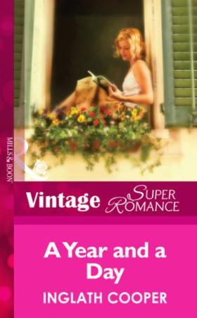 Year and a Day (Mills & Boon Vintage Sup