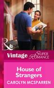 House of Strangers (Mills & Boon Vintage