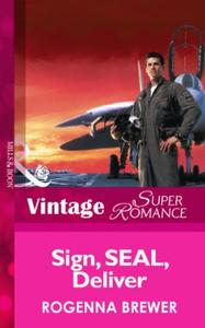 Sign, Seal, Deliver (Mills & Boon Vintag
