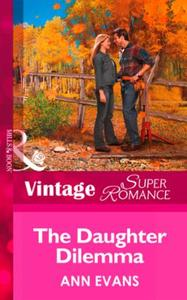 Daughter Dilemma (Mills & Boon Vintage S