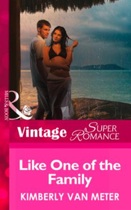 Like One of the Family (Mills & Boon Vin