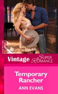 Temporary Rancher (Mills & Boon Vintage