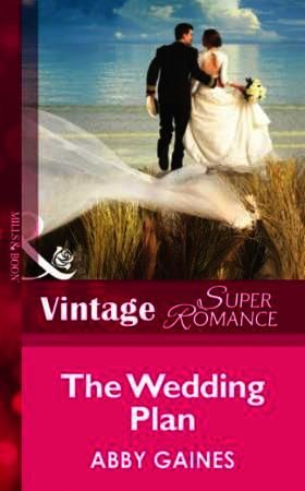 Bilde av Wedding Plan (mills & Boon Vintage Super