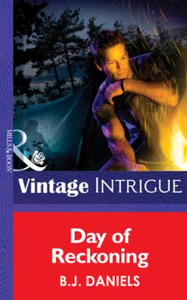 Day of Reckoning (Mills & Boon Intrigue)
