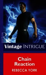 Chain Reaction (Mills & Boon Intrigue) (