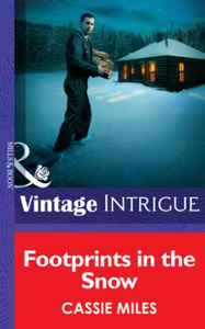 Footprints in the Snow (Mills & Boon Int