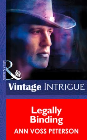 Legally Binding (Mills & Boon Intrigue)