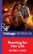 Running for Her Life (Mills & Boon Intri