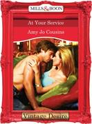 At Your Service (Mills & Boon Desire)
