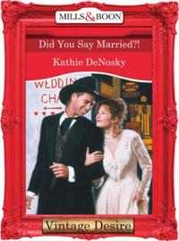 Did You Say Married?! (Mills & Boon Desi