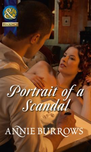 Portrait of a Scandal (Mills & Boon Hist
