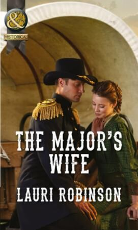 Major's Wife (Mills & Boon Historical)