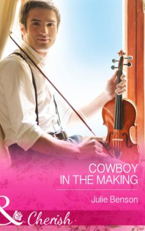 Cowboy in the Making (Mills & Boon Cheri