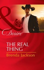 Real Thing (Mills & Boon Desire) (The We