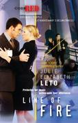 Line of Fire (Mills & Boon M&B) (Code Re