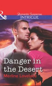 Danger in the Desert (Mills & Boon Intri