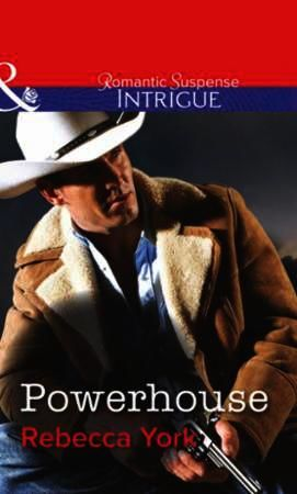 Powerhouse (Mills & Boon Intrigue)