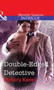 Double-Edged Detective (Mills & Boon Int