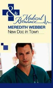 New Doc in Town (Mills & Boon Medical)