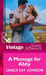 Message for Abby (Mills & Boon Vintage S