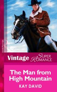 Man from High Mountain (Mills & Boon Vin