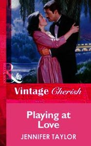 Playing at Love (Mills & Boon Vintage Ch