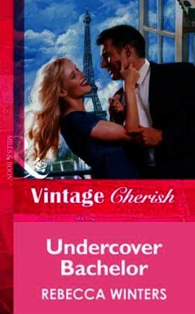 Undercover Bachelor (Mills & Boon Vintag