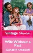 Wife Without a Past (Mills & Boon Vintag