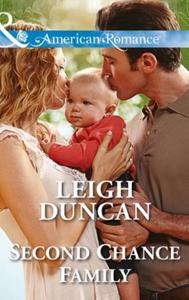 Second Chance Family (Mills & Boon Ameri
