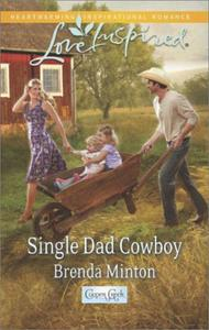 Single Dad Cowboy (Mills & Boon Love Ins