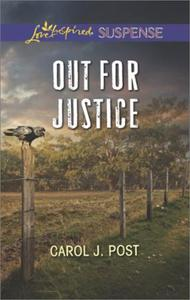 Out for Justice (Mills & Boon Love Inspi