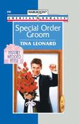 Special Order Groom (Mills & Boon Americ