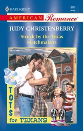 Struck By The Texas Matchmakers (Mills &