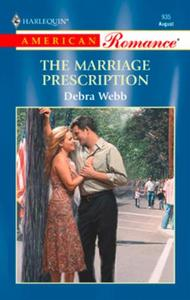Marriage Prescription (Mills & Boon Amer