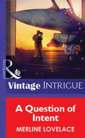 Question of Intent (Mills & Boon Vintage