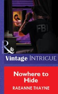 Nowhere to Hide (Mills & Boon Vintage In
