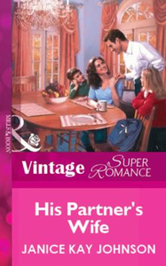 His Partner's Wife (Mills & Boon Vintage