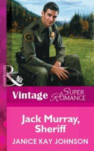 Jack Murray, Sheriff (Mills & Boon Vinta