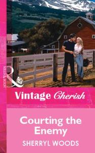 Courting the Enemy (Mills & Boon Vintage